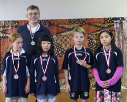 Kaurilands Primary One