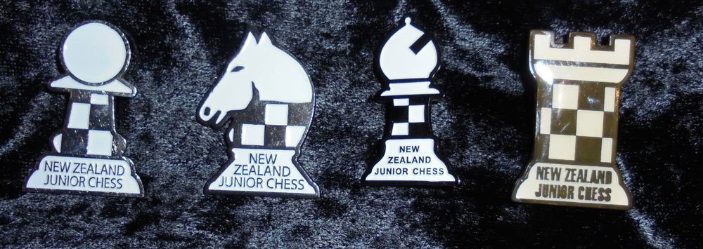 NZCF Junior Badges