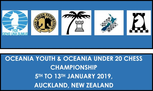 Oceania Youth 2019