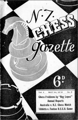NZ Chess Gazette May 1938